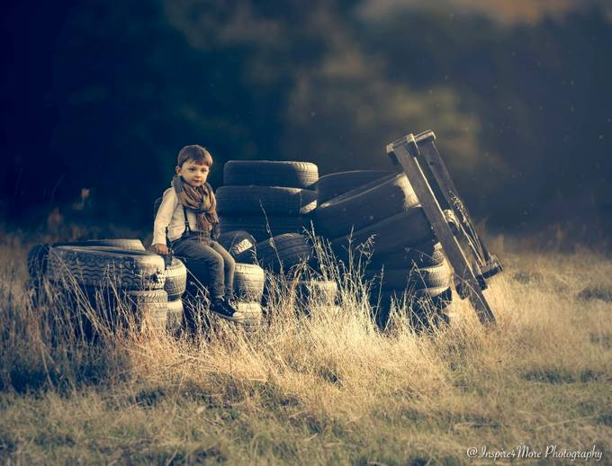 Country Play by Inspire4More - Environmental Portraits Photo Contest