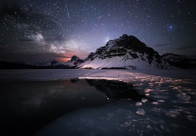 Behind The Lens With DanielJamesGreenwood + Details Behind His Magical Night Shots