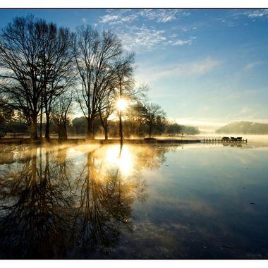 Beautiful Lake Tillery, NC
