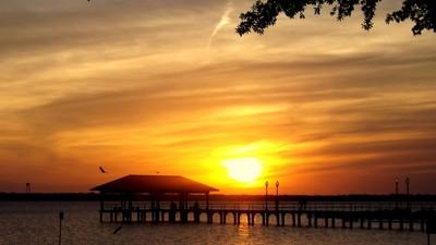 City Pier, Sebring, Florida