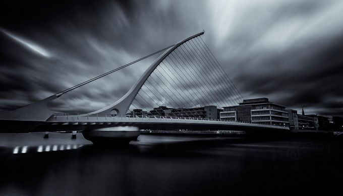 Samuel Beckett Bridge by LG_Photography - Streets And Architecture Photo Contest