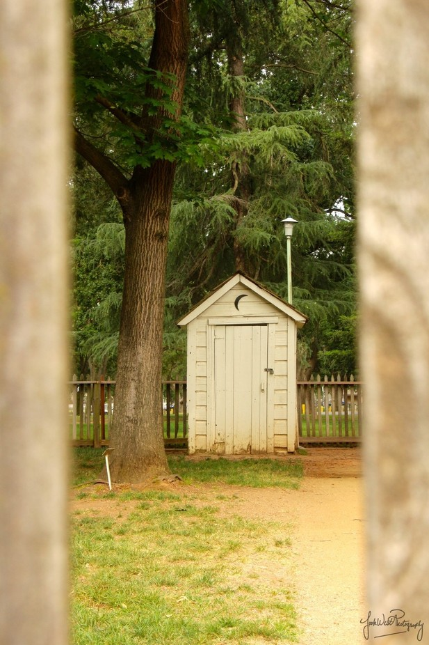 Outhouse! by nicolelook - Doors Photo Contest. \