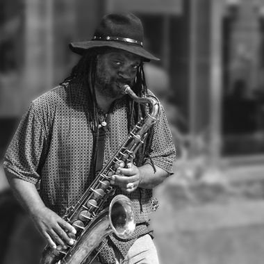 Sax player lowres