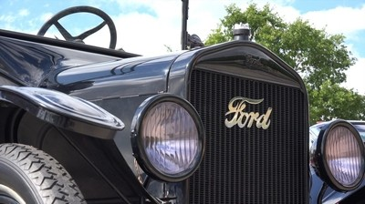 Old Model T Ford Car