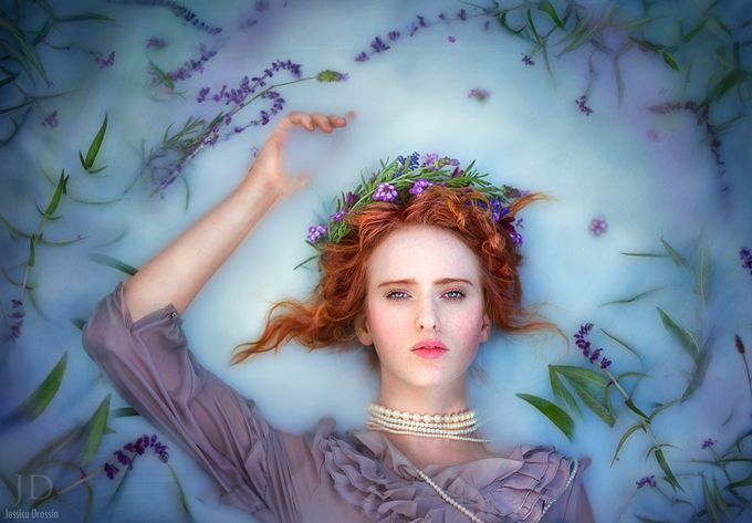 Ophelia (3) by JessicaDrossin - Red Hair Photo Contest