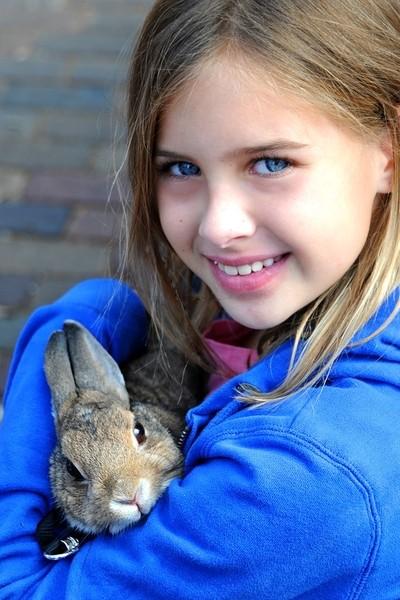 Katie & Bunny