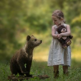 Beary Best Friends