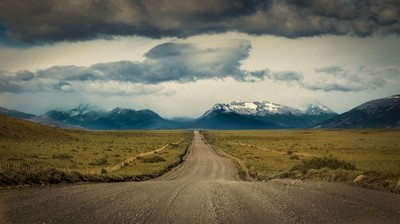 Road to patagonia