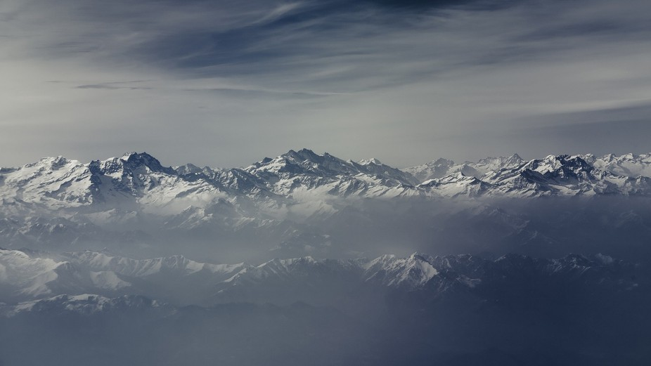 The mighty Alps