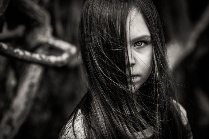 LOOK OF WITCH by marekbiegalski - Dark Portraits Photo Contest