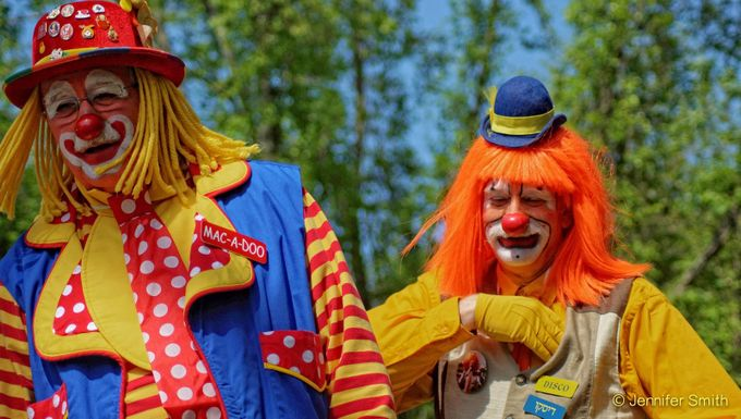 Rhode Island Shriners Clowns