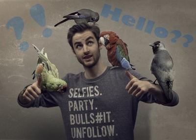 Friend of the birds