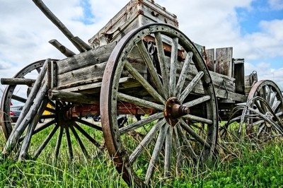 Worn Wagon