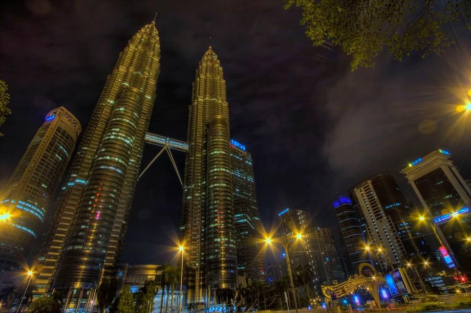 Petronas Twin Towers KLCC, Kuala Lumpur, Malaysia