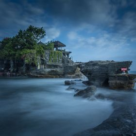 Tanah Lot Seaside