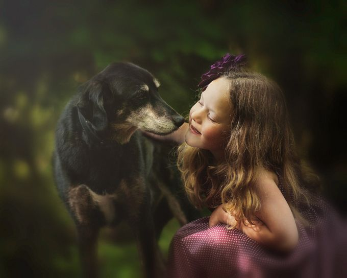 Kaiser by Victoria_Anne - Children and Animals Photo Contest