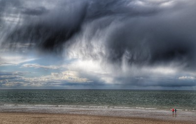 Calm Beneath the Storm