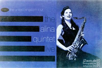 The Alina Quintett live