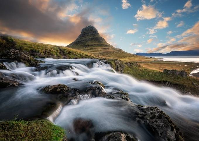 Kirkjufellsfoss by stianklo - Landscapes Of Iceland Photo Contest