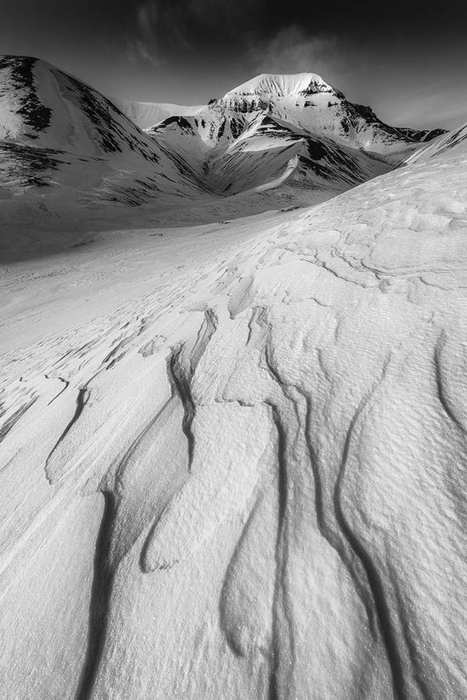 Svalbard-Stian-16 by stianklo - Depth In Black And White Photo Contest
