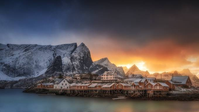 Sakrisøy-2 by stianklo - Sunset In The City Photo Contest