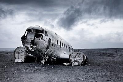 DC-3 Dakota Wreck Iceland