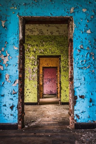Prison 11 Doors