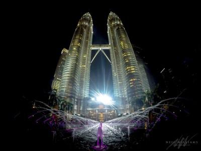 Petronas Towers (GoPro)
