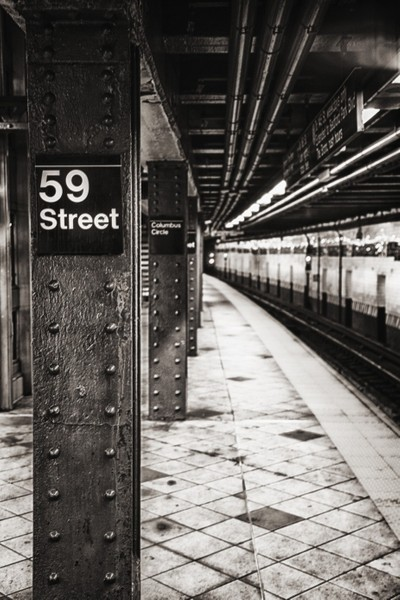 Silence in the Station