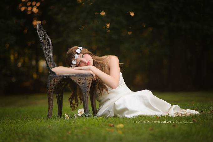 Brianna by HamptonPhotography - Elegant Moments Photo Contest