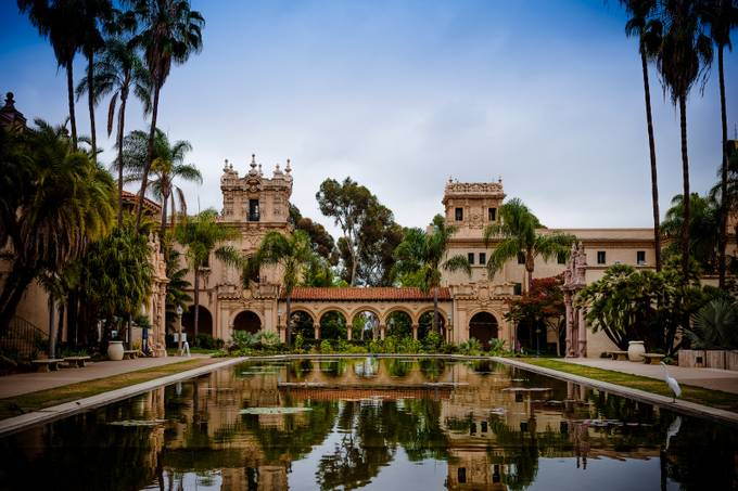 Balboa Park San Diego by ashutt - Classical Architecture Photo Contest