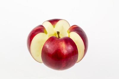 Apple in 3d