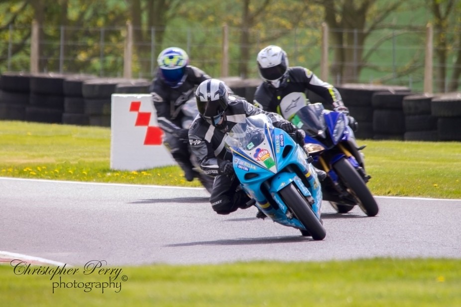 Cadwell track day