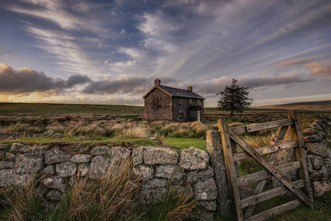 Nuns Cross Farm by artursomerset - Fences Photo Contest