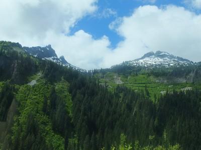 Mont Rainier, Washington