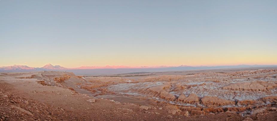 Mirador de Kari, Atacama, Chile