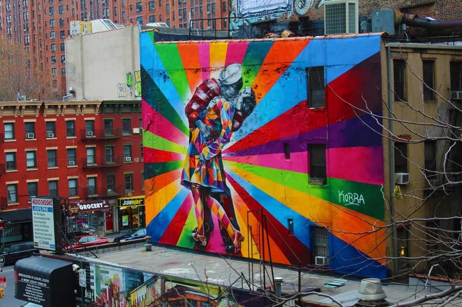 Highline art 3