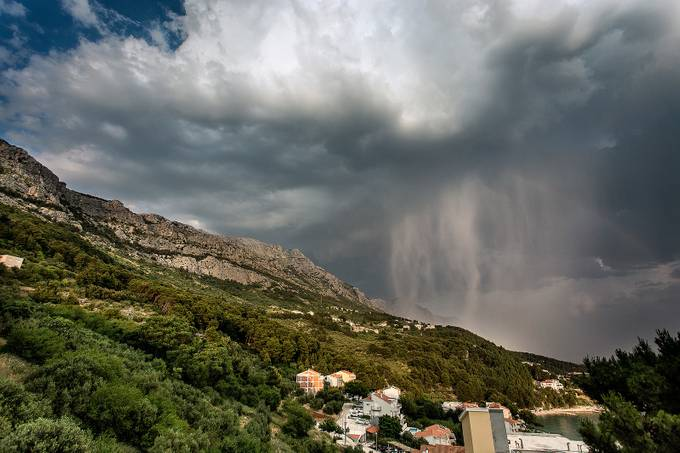 Neverin by zarkopiljak - Clouds In Movement Photo Contest