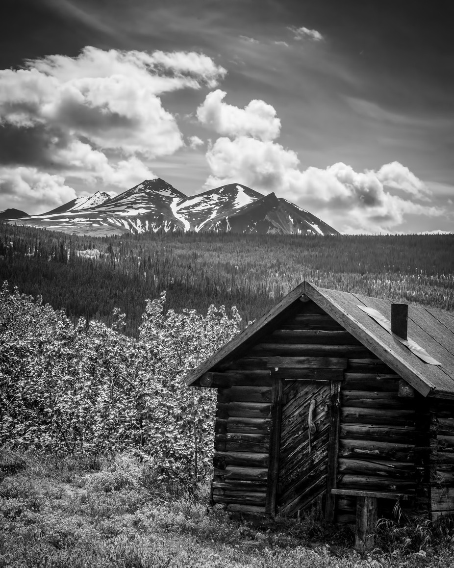 Solitude by KayFreeman - Landscapes In Black And White Photo Contest