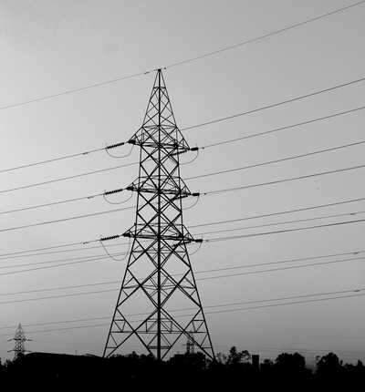 Electricity Distribution Tower