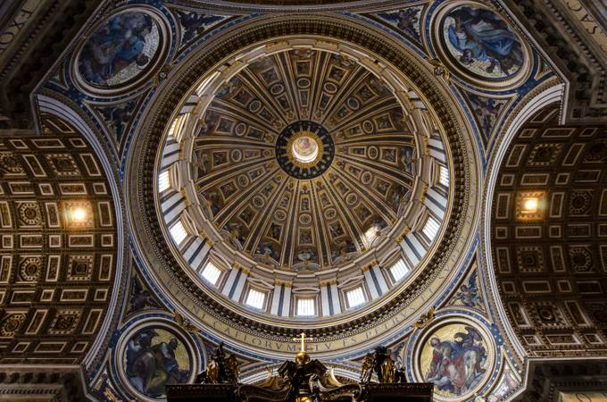 basilica6 by islandbug - Ceilings Photo Contest