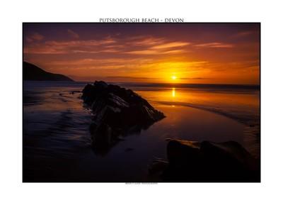 Putsborough Beach - Devon