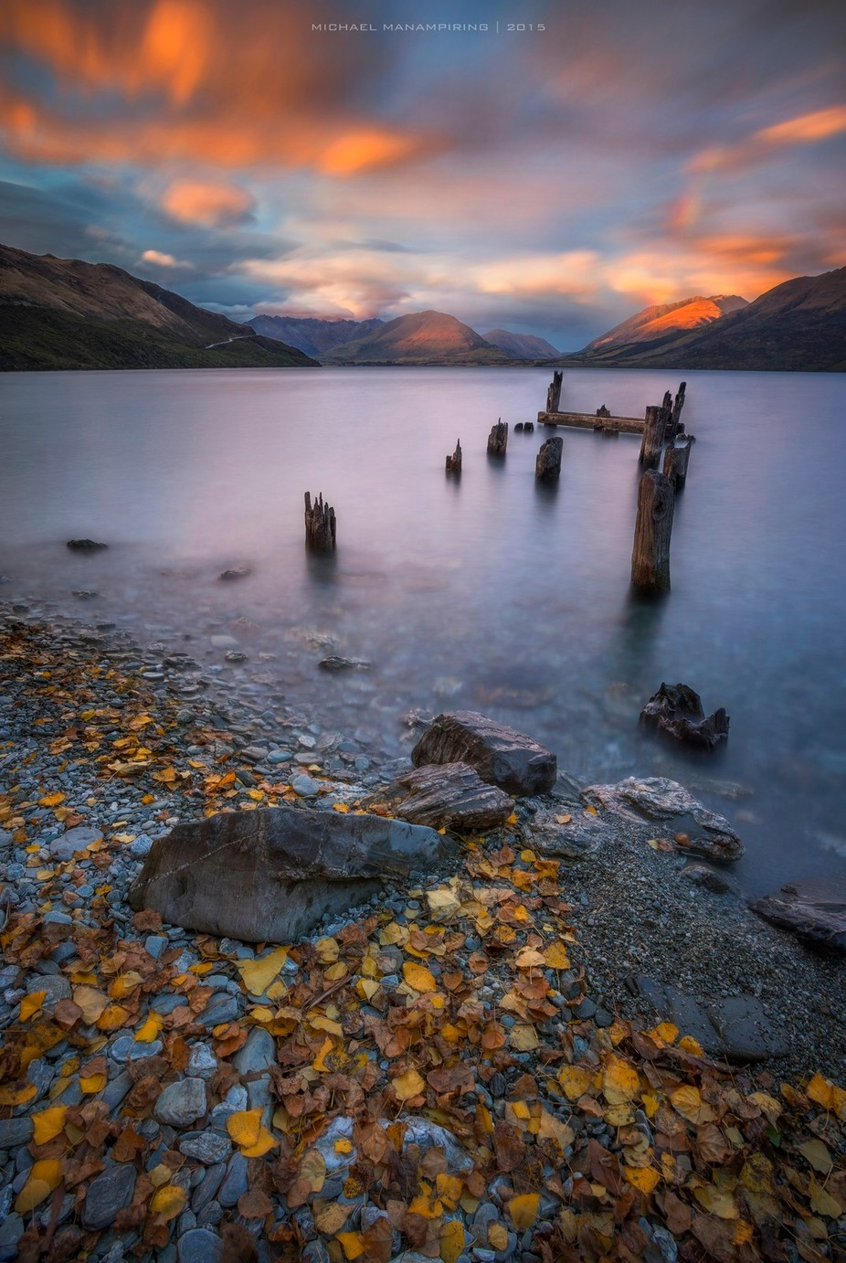 Lake-Wakatipu-Jetty-(Viewbug) by michaelmanampiring - The Beauty Of Nature Photo Contest