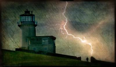 Facing the Storm...