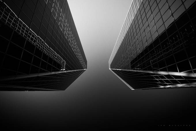 The Twins by IanDMcGregor - Modern Architecture Photo Contest