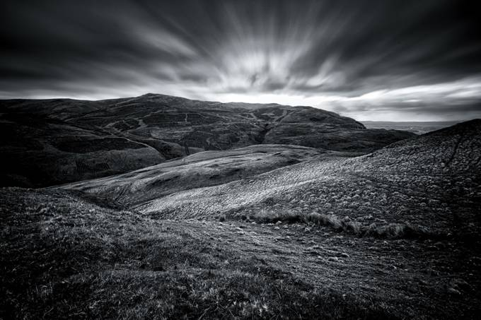 dumyat ochil hills 2015 by garyalexander - The Moving Clouds Photo Contest