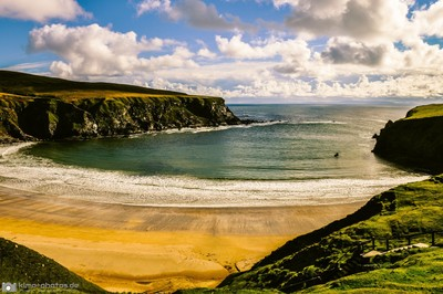 Beaches of Donegal, Co. Donegal, Ireland