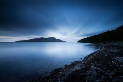 Pre Dawn on Holy Island, Arran