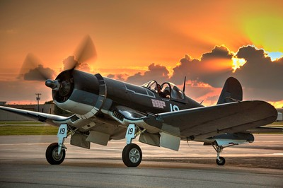 Corsair Sunset 1