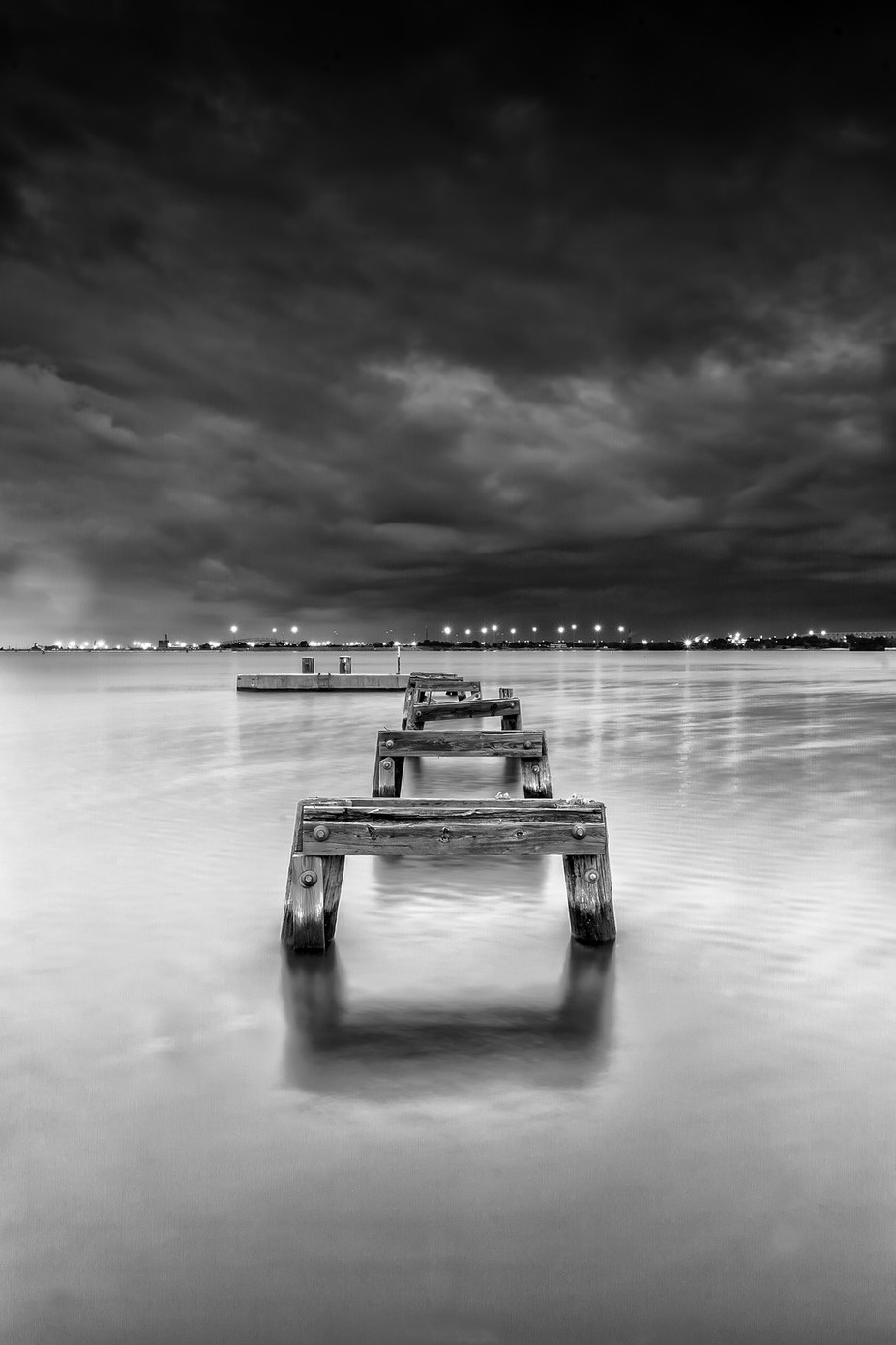 once upon a time by dKi_Photography - The Water In Black And White Photo Contest